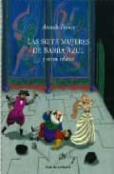las siete mujeres de barba azul-anatole france-9789685938563