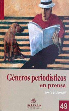 Lofficielhommes.es Géneros Periodísticos En Presa Image