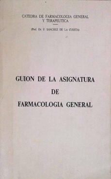 Upgrade6a.es Guión De La Asignatura De Farmacología General Image