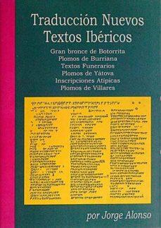 Inmaswan.es Traducción Nuevos Textos Ibéricos Image