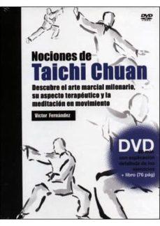 Titantitan.mx Nociones De Taichi Chuan (Libro + Dvd) Image