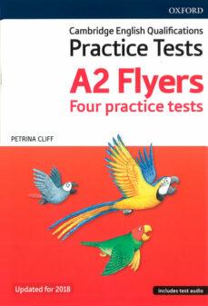 Libros electrónicos gratis para descargar. FLYERS PRACTICE TESTS STUDENT BOOK + CD PK ED 2018 9780194042673 (Spanish Edition) MOBI DJVU CHM