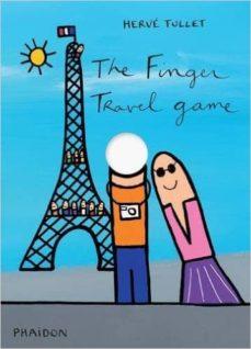 the finger travel game-herve tullet-9780714869773