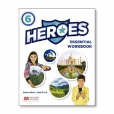 Descargar libros en inglés gratis en pdf. HEROES 6 ACTIVITY BOOK PACK ESSENTIALS de  (Spanish Edition) 9781380040473 PDB MOBI