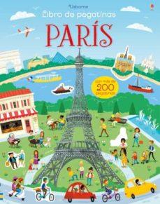 Chapultepecuno.mx Mi Primer Libro De Pegatinas: Paris Image