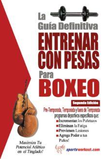 la guía definitiva - entrenar con pesas para boxeo (ebook)-rob price-9781619840973
