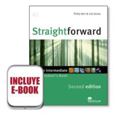 Descargas de libros electrónicos gratis torrents STRAIGHTFORWARD (2ND EDITION) UPPER INTERMEDIATE STUDENT S BOOK WITH EBOOK  9781786327673 de  (Spanish Edition)