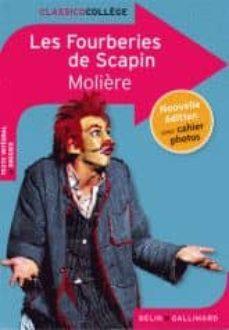 les fourberies de scapin-9782701164373