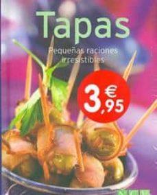 Encuentroelemadrid.es Tapas (Minilibros De Cocina) (Nueva Ed.) Image