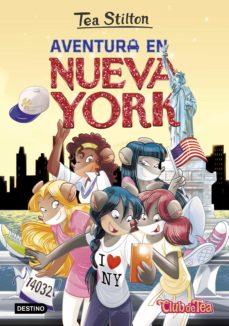 aventura en nueva york (ebook)-9788408017073