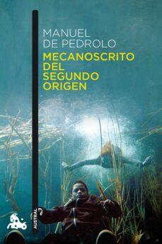 Descarga gratuita de libros electrónicos para Ado Net MECANOSCRITO DEL SEGUNDO ORIGEN