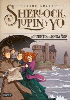 Carreracentenariometro.es Sherlock, Lupin Y Yo 11: El Puerto De Los Engaños Image