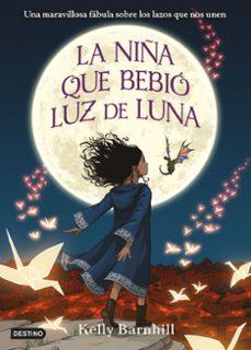 Costosdelaimpunidad.mx La Niña Que Bebió Luz De Luna Image