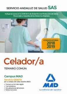 Enmarchaporlobasico.es Celador Del Servicio Andaluz De Salud: Temario Comun Image