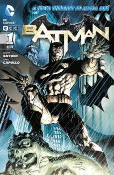 Enmarchaporlobasico.es Batman Nº 01 Image