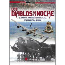 Titantitan.mx Los Diablos De La Noche: El Mando De Bombardeo Britanico En La Segunda Guerra Mundial Image
