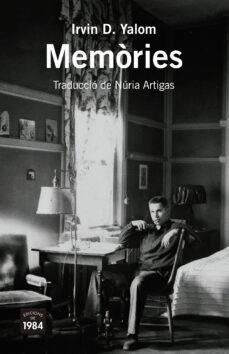 Descargas de grabaciones de libros de audio gratis MEMORIES (Literatura española) PDB CHM 9788416987573 de IRVIN D. YALOM