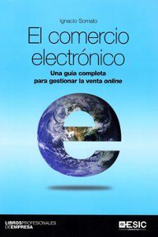 el comercio electronico-ignacio somalo-9788417024673