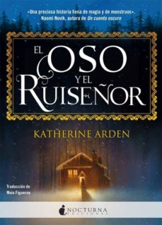 Enlaces para descargar audiolibros gratis EL OSO Y EL RUISEÑOR (Spanish Edition) MOBI FB2 DJVU de KATHERINE ARDEN 9788417834173