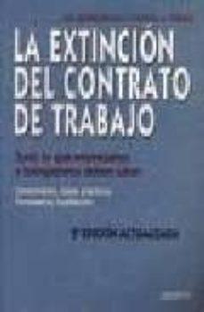 Curiouscongress.es La Extincion Del Contrato De Trabajo Image