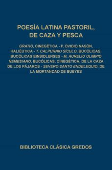 Audiolibros gratuitos para descargar en mp3. POESIA LATINA PASTORIL DE CAZA Y PESCA DJVU RTF FB2 en español