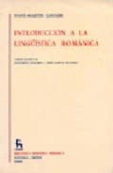 Permacultivo.es Introduccion A La Lingüistica Romanica Image