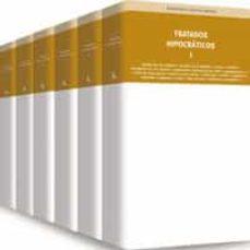 tratados hipocraticos (8 vols.)-9788424935573