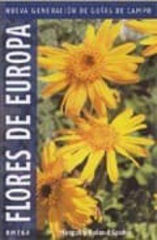 Cdaea.es Flores De Europa (Guia De Campo) Image