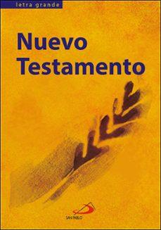 Inciertagloria.es Nuevo Testamento (Letra Grande) Image