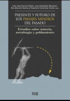 Libros textiles gratis descargar pdf PRESENTE Y FUTURO DE LOS PAISAJES MINEROS DEL PASADO: ESTUDIOS SOBRE MINERIA, METALURGIA Y POBLAMIENTO (Spanish Edition)