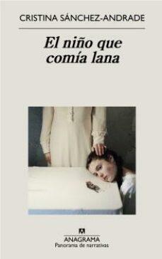 Libros electrónicos gratis para descargar en iPhone EL NIÑO QUE COMÍA LANA en español CHM 9788433998873