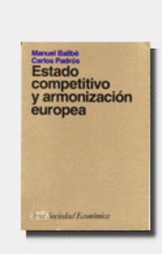 Inmaswan.es Estado Competitivo Y Armonizacion Europea Image
