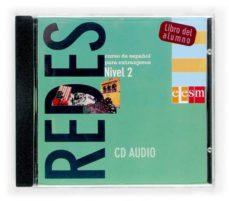 Bressoamisuradi.it Redes. Libro Del Alumno (Nivel 2) (Cd Audio) Image