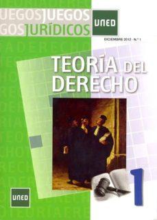 Descargar JUEGOS JURIDICOS. TEORIA DEL DERECHO Nº 1 gratis pdf - leer online