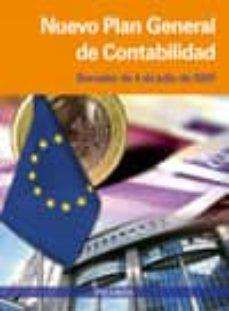 Javiercoterillo.es Nuevo Plan General De Contabilidad: Borrador De 4 De Julio De 2007 Image