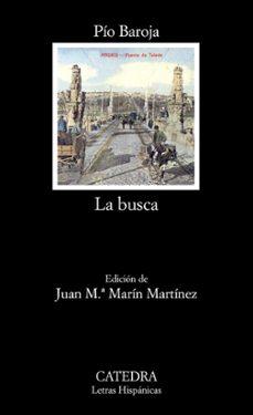 La mejor descarga de libros de texto de libros electrónicos LA BUSCA 9788437626673 (Literatura española)