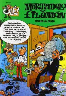 mortadelo y filemon (ole, nº 119)-f. ibañez-9788440660473
