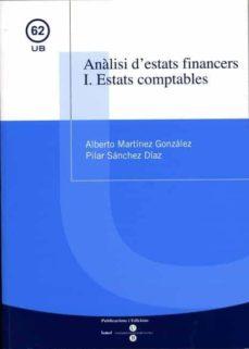 Inmaswan.es Analisi D Estats Financiers I: Estats Comptables Image