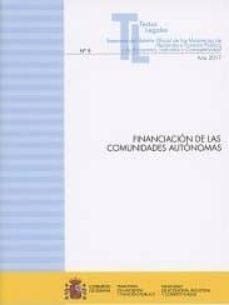 FINANCIACIÓN DE LAS COMUNIDADES AUTÓNOMAS - MINISTERIO DE HACIENDA | Adahalicante.org