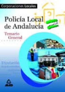 Emprende2020.es Policia Local De Andalucia: Temario General Image