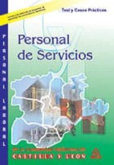 Valentifaineros20015.es Personal De Servicios De Castilla Y Leon. Tests. Casos Practicos Image