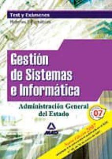 Debatecd.mx Gestion De Sistemas E Informatica De La Administracion Civil Del Estado. Test De Examenes De Las Materias Informaticas Image