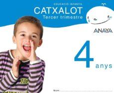 Asdmolveno.it Catxalot 4 Anys. Tercer Trimestre. Comunidad Valenciana Educación Infantil 3-5 Años Image