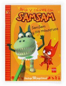 Permacultivo.es Samsam Y Los Monstruos Image