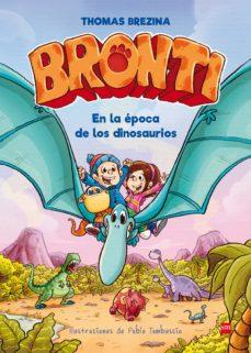 Inmaswan.es Bronti: En La Epoca De Los Dinosaurios Image