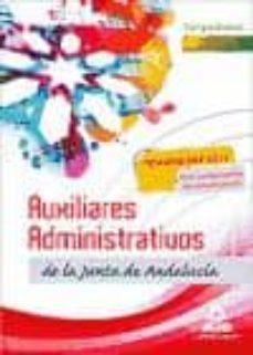Bressoamisuradi.it Auxiliares Administrativos De La Junta De Andalucia. Test Y Exame Nes Image