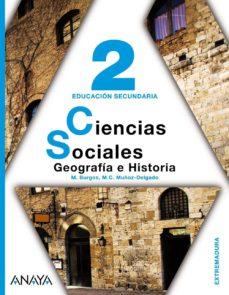 Curiouscongress.es Geografía E Historia 2º Educacion Secundaria Extremadura Image