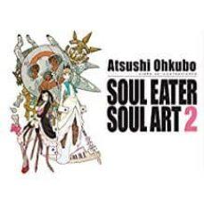 soul eater soul art 2-atsushi ohkubo-9788467926873