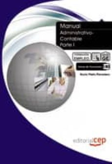 Encuentroelemadrid.es Manual Administrativo-contable Parte I. Formacion Para El Empleo Image