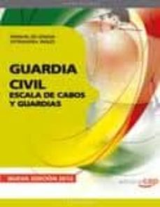Inmaswan.es Guardia Civil. Escala De Cabos Y Guardias. Manual De Lengua Extra Njera. Ingles Image